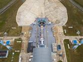 Internet spatial : une fusée Soyouz lance 36 nouveaux satellites britanniques