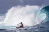 Mondiaux-2021 : les surfeurs s'échauffent au Salvador avant les JO