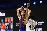 Basket : Barcelone rejoint l'Efes Istanbul en finale de l'Euroligue
