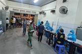 COVID-19 : Le Vietnam enregistre 143 nouveaux cas en 12 heures