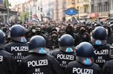 Berlin : la police dénonce des violences