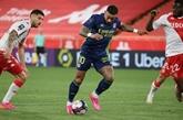 Ligue 1 : Depay sort vainqueur de son duel de stars avec Ben Yedder