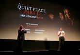 Débuts tonitruants pour Sans un bruit 2 au box-office nord-américain