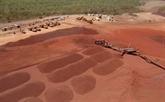 Hoà Phat acquiert une mine de fer de 320 millions de tonnes en Australie