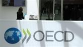 L'OCDE plus optimiste pour l'économie mondiale, mais gare aux