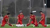 Football : le Vietnam est prêt à son match amical contre la Jordanie