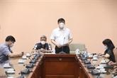 Une équipe médicale vietnamienne envoyée au Laos