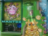 Des peintures murales anti-COVID-19 à Hanoï