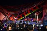 Effondrement d'un pont du métro aérien à Mexico : au moins 20 morts et 70 blessés