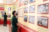 Ouverture d'une exposition sur l'Assemblée nationale vietnamienne