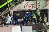 Accident du métro à Mexico : la recherche des responsables a commencé