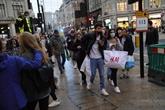 Le nombre de cas à Londres a chuté de plus de 98% depuis le pic de la deuxième vague
