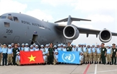 Australie et Vietnam collaborent dans la mission onusienne de maintien de la paix au Soudan du Sud