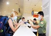 COVID-19 : Vinh Phuc renforce la gestion de l'entrée des étrangers dans la localité