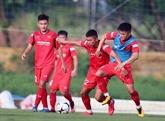 Football : 34 joueurs convoqués pour l'équipe U22 Vietnam