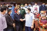 Élections législatives : le président de l'Assemblée nationale examine les préparatifs à Hà Giang