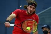 Tennis : Tsitsipas ne laisse aucune chance à Paire à Madrid