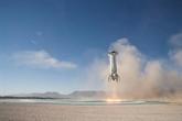 Blue Origin enverra des humains dans l'espace pour la première fois en juillet