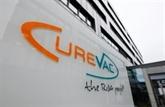 Les difficultés de CureVac pourraient contrarier la vaccination dans l'UE