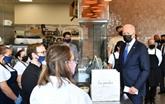 Joe Biden, ses tacos et son plan de soutien aux restaurants