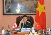 Défense : Vietnam et Canada promeuvent leur coopération