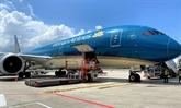 COVID-19 : Vietnam Airlines assiste les passagers