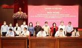 Hanoï : discussion de la construction du périphérique 4