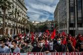 Nouvelles grèves et manifestations en Grèce contre la réforme du travail