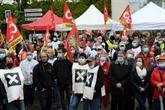 Environ 250 personnes au Mans contre
