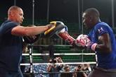 Souleymane Cissokho, boxeur étoile sur la route d'un titre mondial
