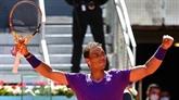 Tennis : déjà fini pour Tsitsipas et Medvedev, Nadal et Barty en contrôle à Madrid