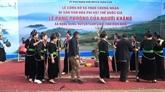 La fête de Pang Phoong dans la liste du patrimoine culturel immatériel national