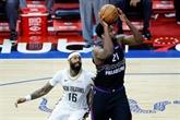 NBA : Philadelphie presque assuré de finir tête de série N.1, les Lakers barragistes