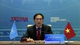ONU : le Vietnam affirme son fort engagement en faveur du multilatéralisme