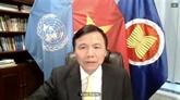 Vietnam appelle à une protection accrue des enfants face aux conflits armés