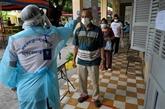 Le nombre des nouveaux cas continuent d'augmenter au Laos et au Cambodge