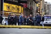Fusillade à Times Square : trois blessées dont une enfant
