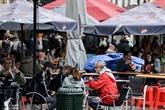 La Belgique rouvre ses terrasses sous une météo capricieuse