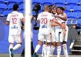 Ligue 1 : Lyon remonte sur le podium, Nantes s'accroche au maintien