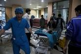 Afghanistan : 50 morts dans les attentats près d'une école pour filles à Kaboul