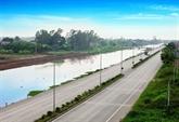 Mise en chantier du projet d'amélioration de la Nationale 10 à Hai Phong