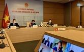 Le Vietnam à la réunion de la Commission des affaires parlementaires de l'APF