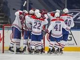 Play-offs NHL : Montréal réussit une folle remontée et élimine Toronto