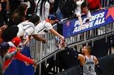 Play-offs NBA : les Wizards s'accrochent, Utah se détache