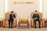 Renforcer la coopération de défense avec l'Inde et la République de Corée