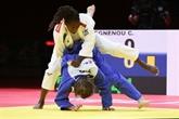 Mondiaux de judo : Agbegnenou, force 5 !