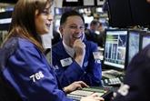 Wall Street termine légèrement dans le rouge avant l'inflation américaine