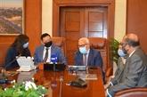 Le Vietnam et l'Égypte renforcent leur coopération décentralisée