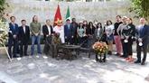 Des activistes politiques latino-américains commémorent le Président Hô Chi Minh en Mexique