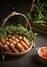 Nem au crabe de mer de Hai Phong